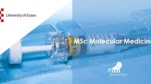 MSc Molecular Medicine at University of Essex