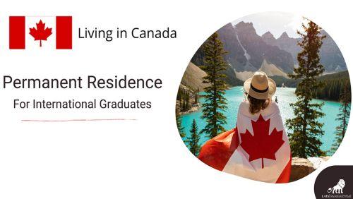 NEW RELEASE แคนาดาประกาศอนุมัติวีซ่าย้ายถิ่นที่อยู่ถาวรให้นักศึกษาต่างชาติ