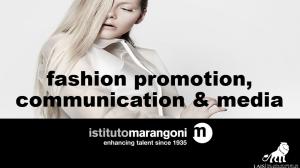 Fashion promotion , communication & design