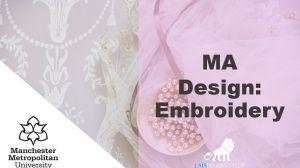 MA Design : Embroidery