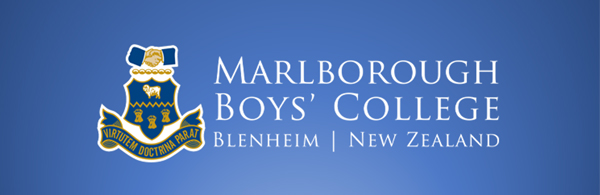 โรงเรียนมัธยม Marlborough Boys' College , Blenheim, New Zealand